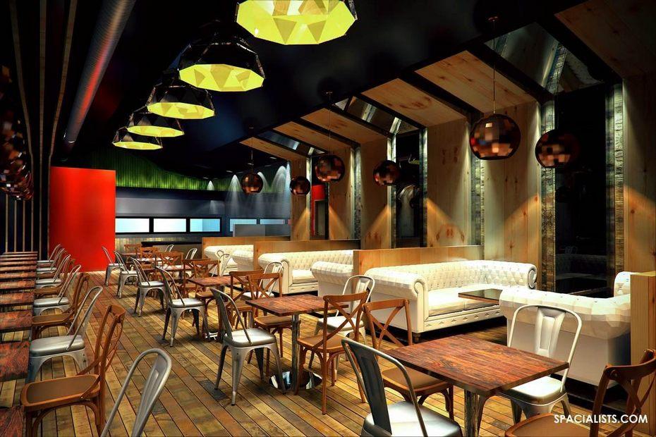 """Фото для """"Проектирование интерьеров кафе и ресторанов, московское дизайн бюро Глушкова"""""""